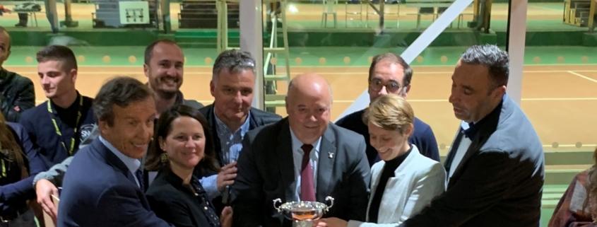 Amolia - inauguration SNUC