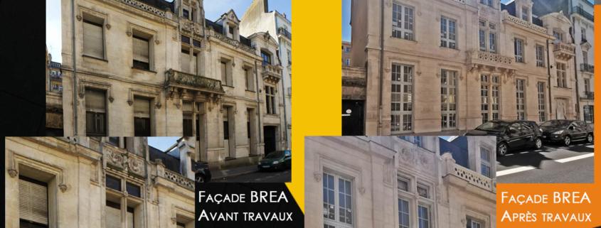 AMOLIA- Travaux de réhabilitation pour la réalisation de 94 logements, le relogement du siège au profit de l'association « Edit de Nantes - Habitat Jeunes »